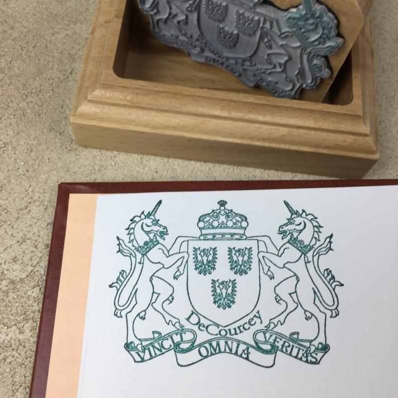 Индивидуальная разработка фамильного герба
