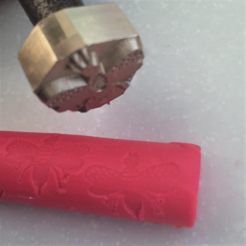 Рельефная печать для полимерной глины