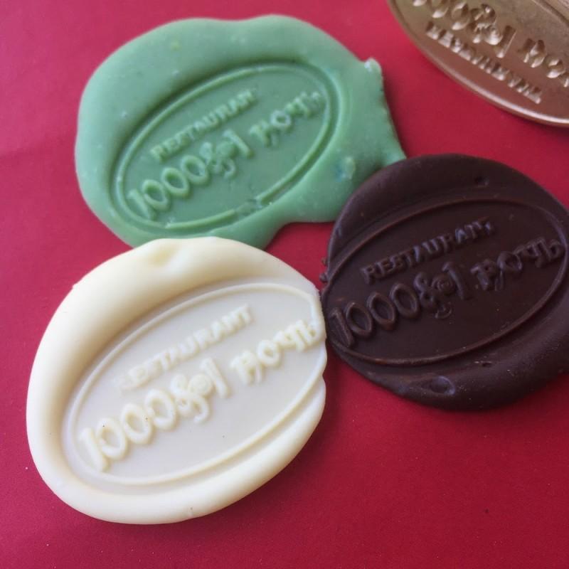 Печать кондитера для шоколада и глазури