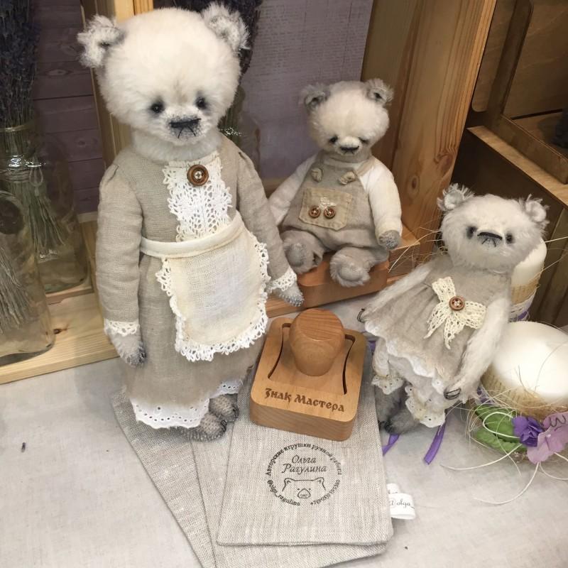 Печать для оформления стола на кукольной ярмарке